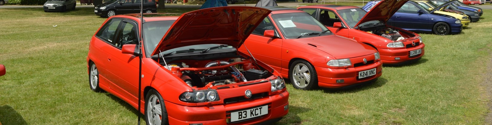 Vauxhall Astra MK3 Owners Club